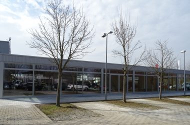 Erweiterung Autohaus Kummich