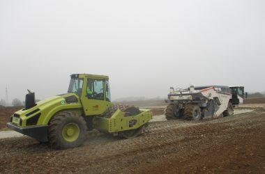 Baubeginn Kicherer in Ellwangen
