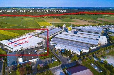 Industriehallen zu vermieten