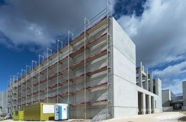 Erweiterung Lagerhalle und Tanklager: Bantleon / Ulm