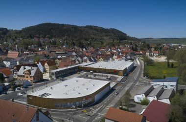 Neubau: Ipf Treff / Bopfingen