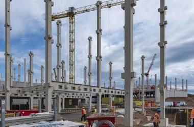 Erweiterung der Produktionslinien: Ciba Vision / Großwallstadt