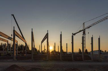Neubau Produktionshalle: Weißer+ Grießhaber: Mönchsweiler