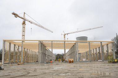 Neubau Holzwerk: Scheiffele-Schmiederer / Gundremmingen
