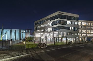 Neubau Shuttlelager: Betzold / Ellwangen