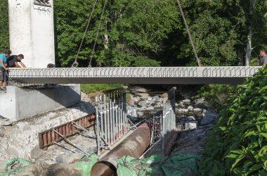 Sanierung Eschachbrücke & Mühlbachbrücke / Leutkirch-Emerlanden